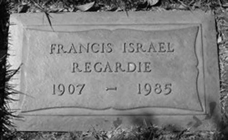 Regardies Grave
